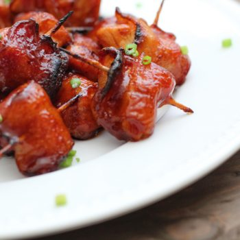 Chicken Bacon Bites