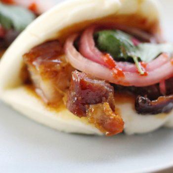 Pork Belly Bao Buns