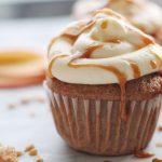 Caramel Apple Spiced Cupcakes