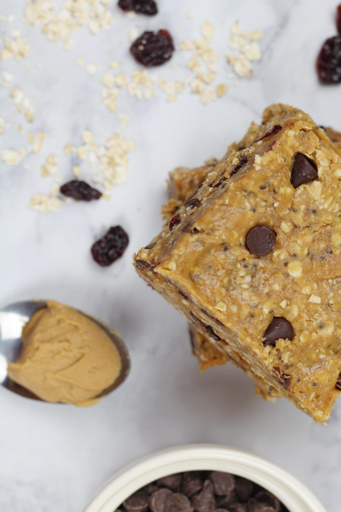 Peanut Butter Protein Bars
