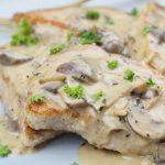 Creamy Marsala Pork Chops