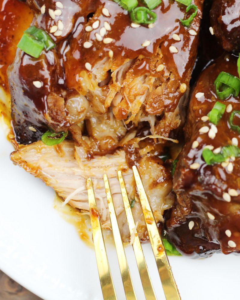 Korean Barbecue Ribs