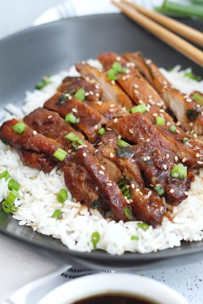Easy Teriyaki Chicken