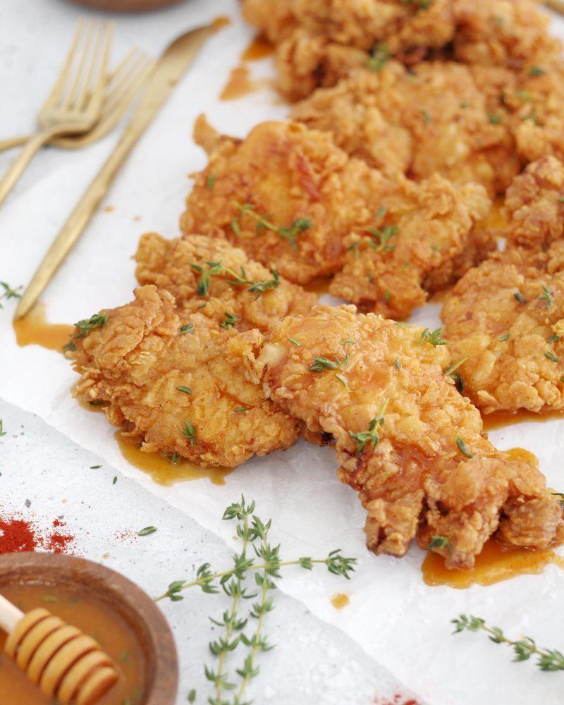 Hot Honey Chicken